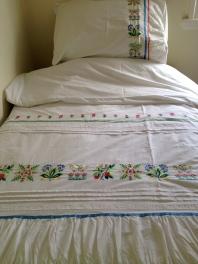 Bed make