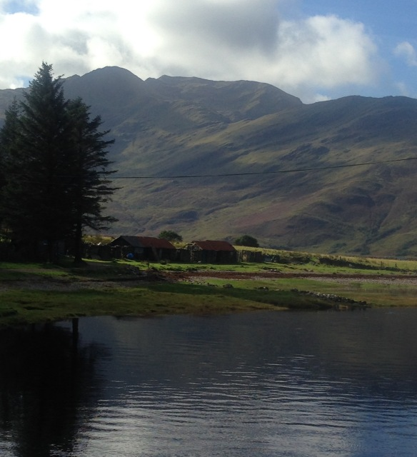 Corran-end of the road Glen Arnisdale
